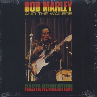 Bob Marley And The Wailers / Rasta Revolution front