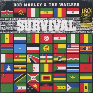 Bob Marley And The Wailers / Survival front