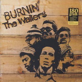 Bob Marley And The Wailers / Burnin'