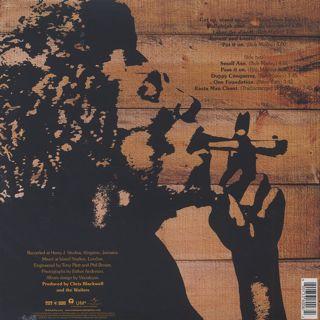 Bob Marley And The Wailers / Burnin' back
