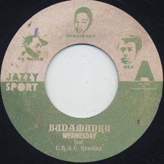 Budamunky / Wednesday c/w Wednesday (Dub) front