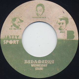 Budamunky / Wednesday c/w Wednesday (Dub) back