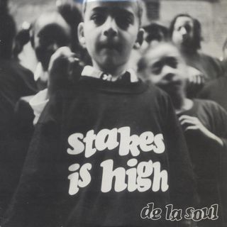 De La Soul / Stakes Is High (2LP) front