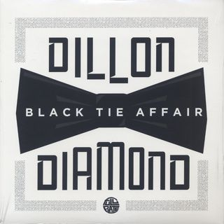 Dillon & Diamond D / Black Tie Affair front