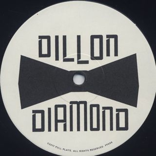 Dillon & Diamond D / Black Tie Affair label