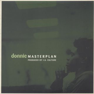 Donnie / Masterplan front
