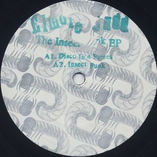 Elmore Judd / The Insect Funk EP back