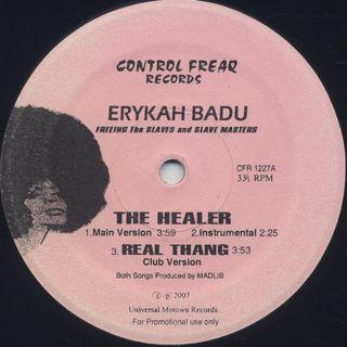 Erykah Badu / The Healer