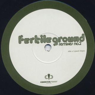 Fertile Ground / Remixes No. 2 label