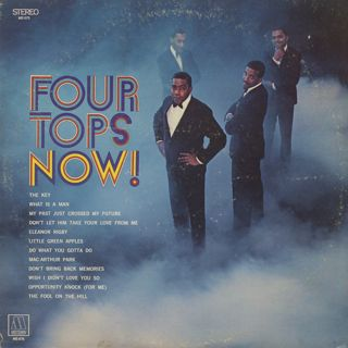 Four Tops / Now! front