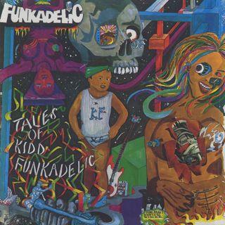 Funkadelic Tales Of Kidd Funkadelic Lp Westbound 中古