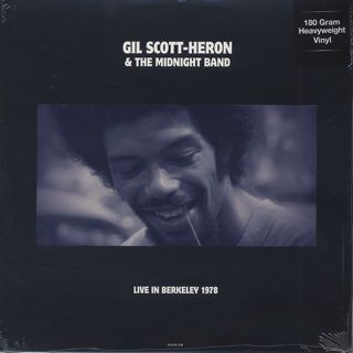 Gil Scott-Heron & The Midnight Band / Live In Berkeley 1978