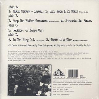 Glenn Underground / The Jerusalem EP's back