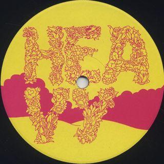 Heavy / Heavy EP label
