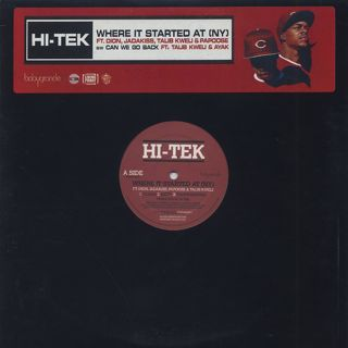 Hi-Tek / Where It Started At [NY]