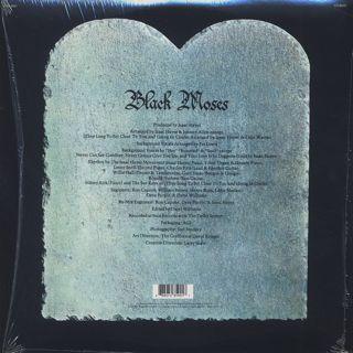 Isaac Hayes / Black Moses back