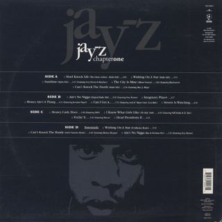 Jay-Z / Chapter One (2LP) back