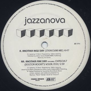 Jazzanova / Another New Day / L.O.V.E. And You & I label