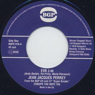 Jean-Jacques Perrey / Eva