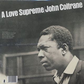 John Coltrane / A Love Supreme back