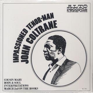 John Coltrane / Impassioned Tenor-Man