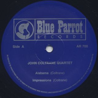 John Coltrane Quartet / Creation label