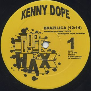 Kenny Dope / Brazilica label
