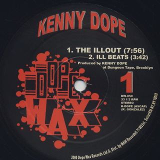 Kenny Dope / The Illout label
