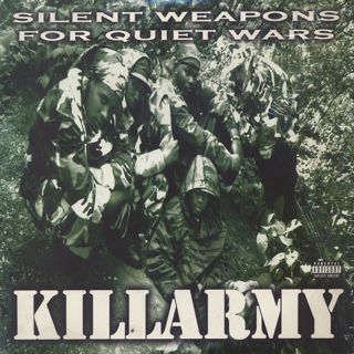 Killarmy / Silent Weapons For Quiet Wars front