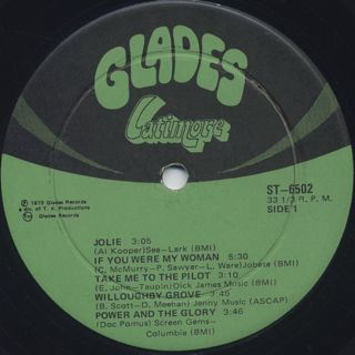 Latimore / S.T. label