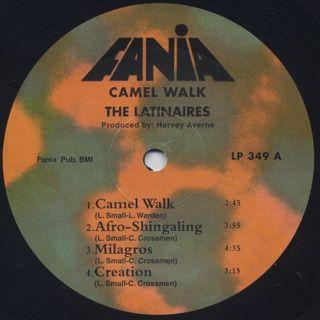 Latinaires / Camel Walk label