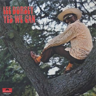 Lee Dorsey / Yes We Can