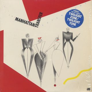 Manhattan Transfer / Extensions front