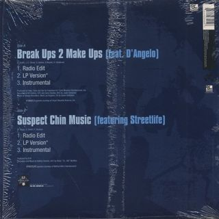 Method Man / Break Ups 2 Make Ups back