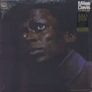 Miles Davis / In A Silent Way front