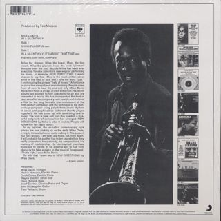 Miles Davis / In A Silent Way back