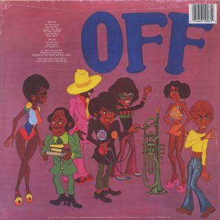 Miles Davis / On The Corner back