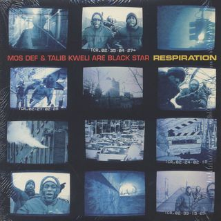 Mos Def & Talib Kweli Are Black Star / Respiration