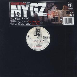 NYG'z / Ya Dayz R #'d