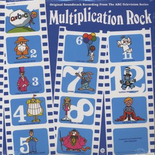 O.S.T.(Bob Dorough) / Multiplication Rock