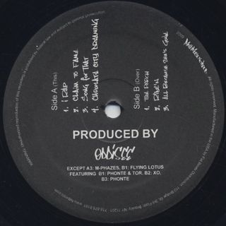 Oddisee / 101 label