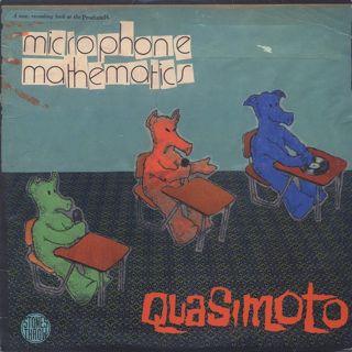 Quasimoto / Microphone Mathematics