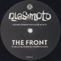 Quasimoto / The Front c/w Youngblood