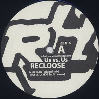 Recloose / Us Vs. Us label