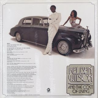 reuben wilson and the cost of living got to get your own lp