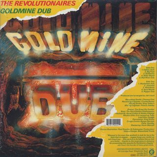 Revolutionaires / Goldmine Dub back