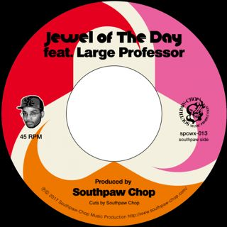 Southpaw Chop / Jewel Of The Day feat. Large Professor