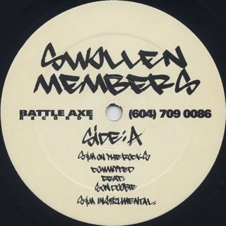 Swollen Members / S&M On The Rocks label
