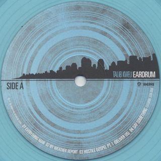 Talib Kweli / Eardrum label
