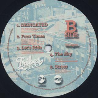 Tribes Of Jizu / Dedicated EP label